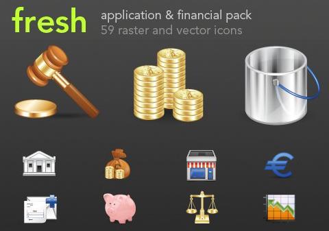 Fresh Icon Set