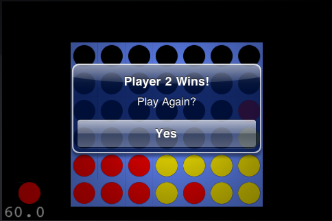 iPhone Open-Source Games: Four in a Row