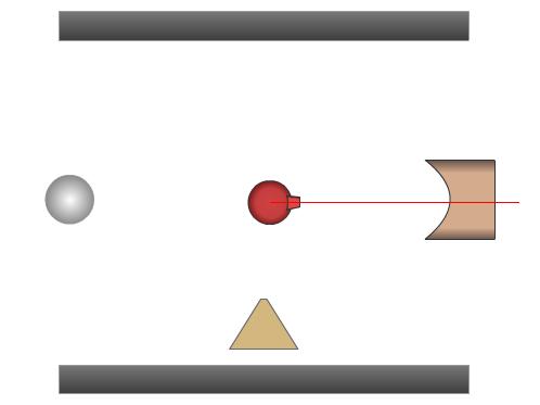 LaserGun_Projecting_Laser