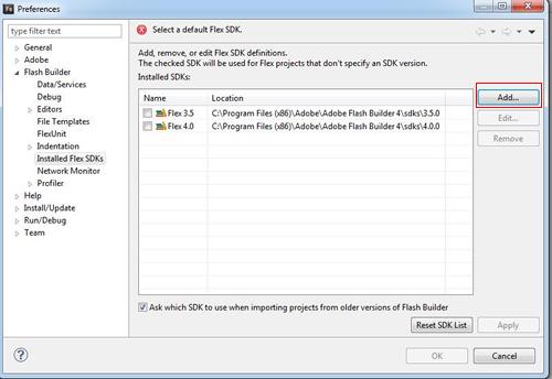 custom native cursor as3 flash