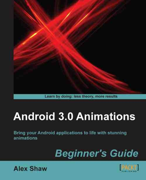 Android 3.0 Animations Cover