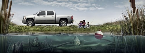 chevrolet work by mike campau