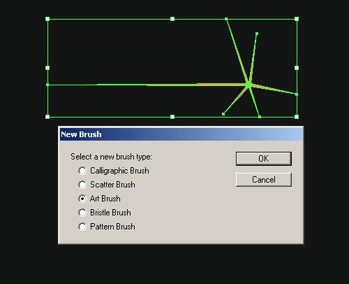 creating an art brush