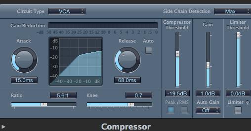 Subtle compression