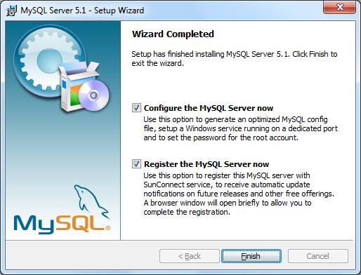 Mysql Installer 1