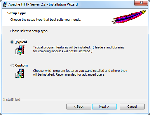Apache Installer 2