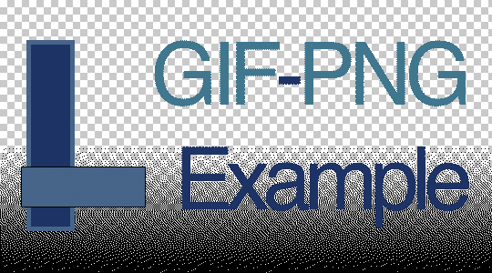 PNG8 Example