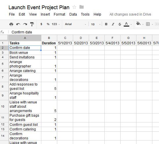 Project Plan 5