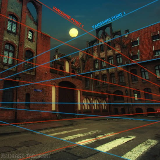 Mysterious Street by Lukasz Taborski