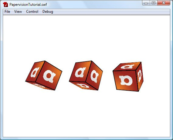 One odd cube