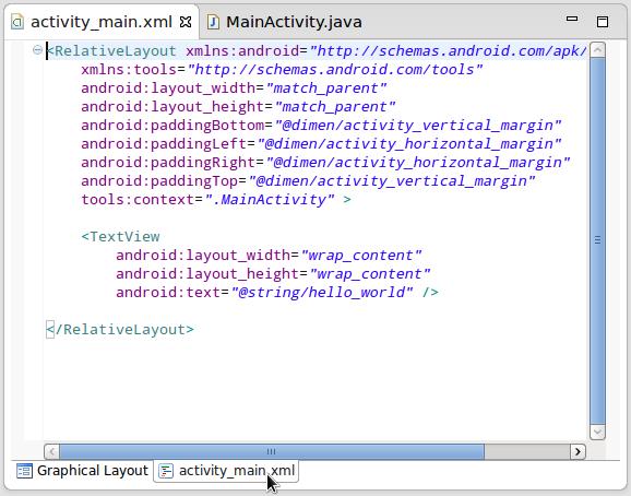 Eclipse Editor for XML