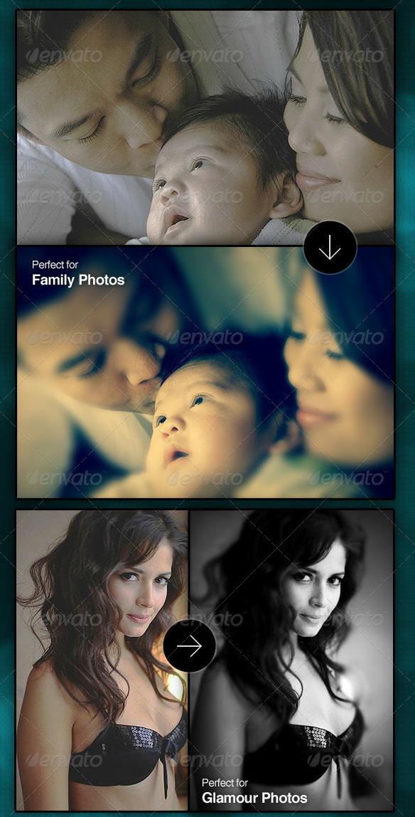 PhotoShop Photography Action