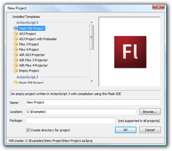 FlashDevelop_beginner_intro