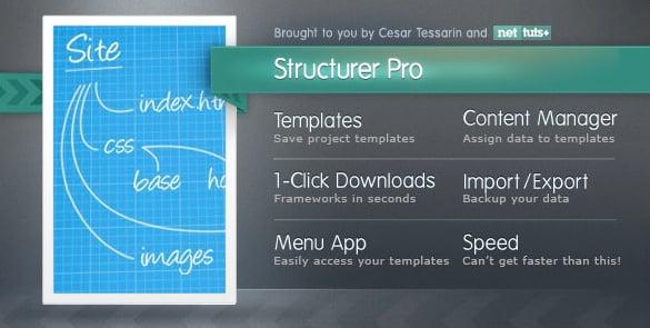 Structurer Pro
