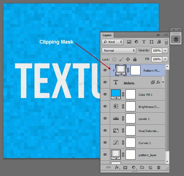 Add a Clipping Mask