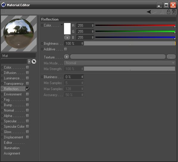 Tutorial basic HDRI creation inside of cinema 4d