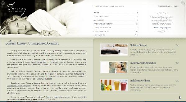 CSS Mastery Website