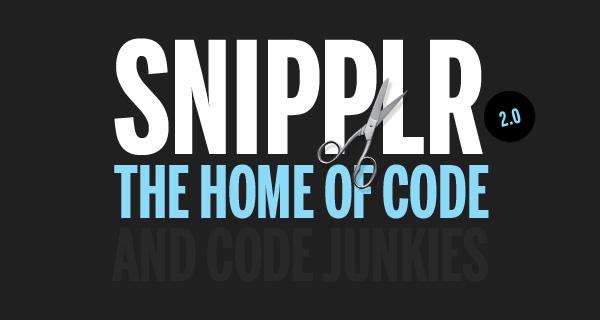 snipplr