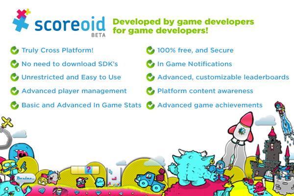 Scoreoid Features