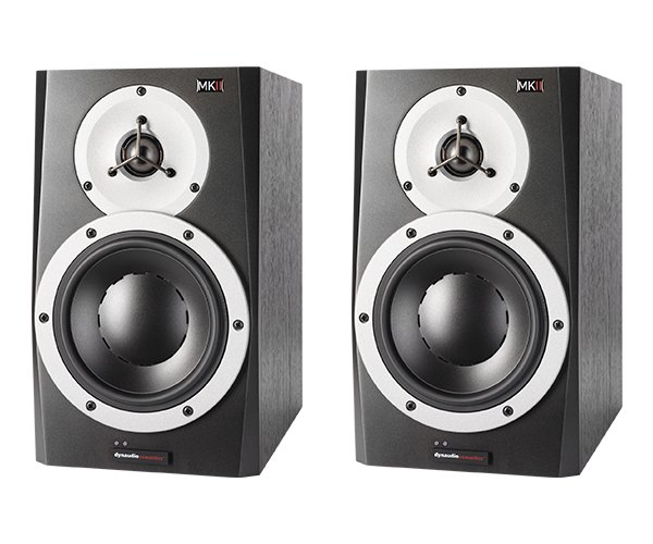 Studio monitors give you an accurate representation of your audio, which is critical for proper mixing