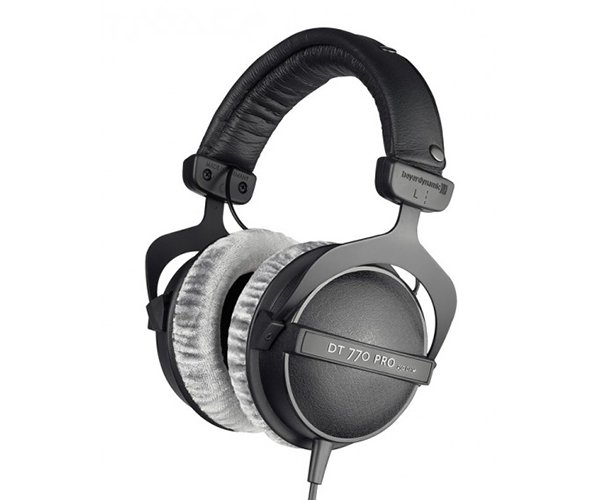 Headphones also give you a means to listen to your composition and are also good for critical listening