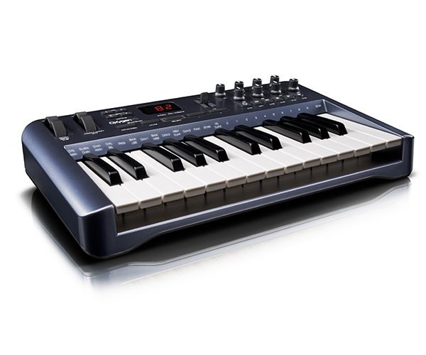 A MIDI controller will allow you to play your piano passages or other instruments and record them using the flexibility of MIDI