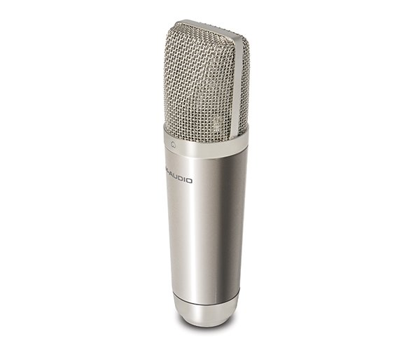 A microphone and cable are needed to record your singing and any instruments you don't hook directly into the computer such as an acoustic guitar