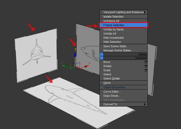 3dsMax_Shark_Modeling_11