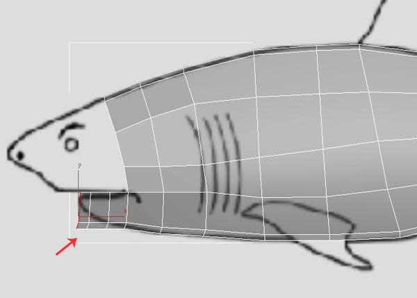 3dsMax_Shark_Modeling_27
