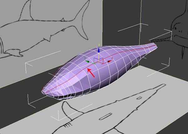 3dsMax_Shark_Modeling_30b