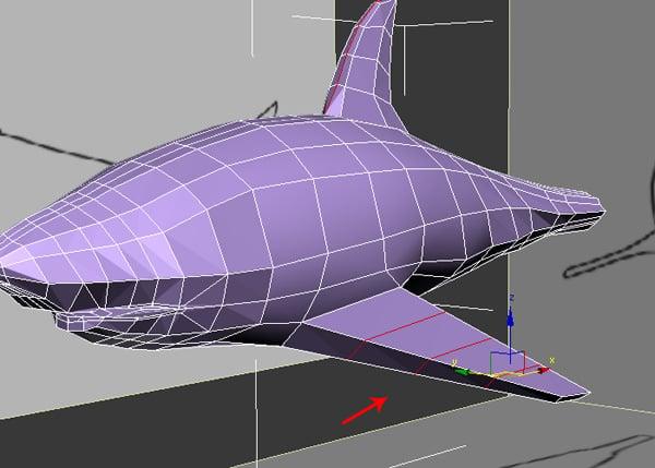 3dsMax_Shark_Modeling_46