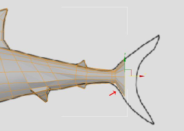 3dsMax_Shark_Modeling_51