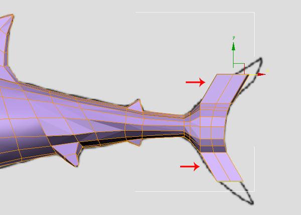 3dsMax_Shark_Modeling_53