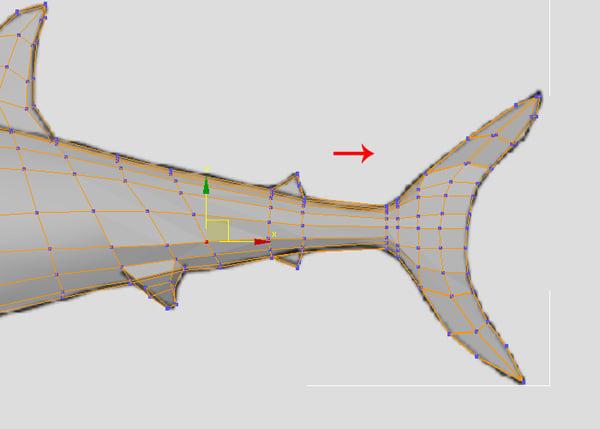 3dsMax_Shark_Modeling_54