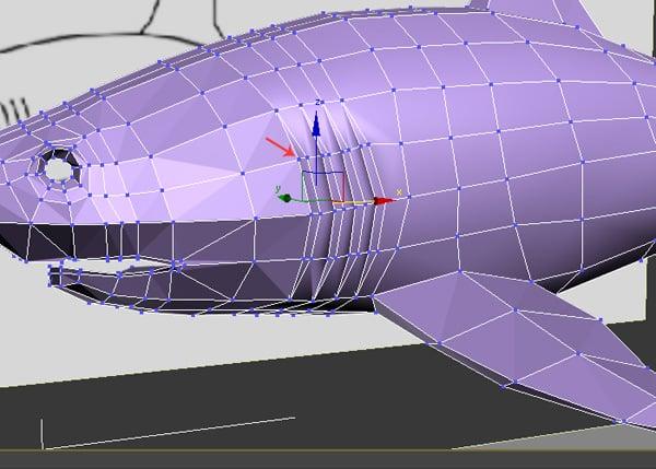 3dsMax_Shark_Modeling_70