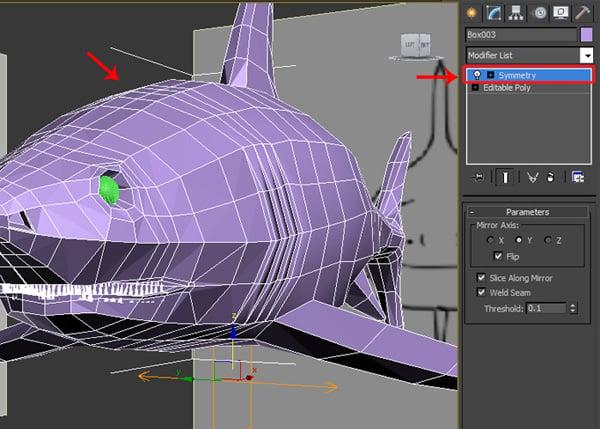 3dsMax_Shark_Modeling_75