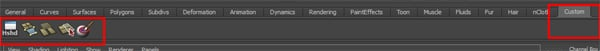 Tip Tutorial - Creating a Custom Shelf in Autodesk Maya