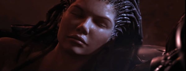 Starcraft 2 – Cinematic 2
