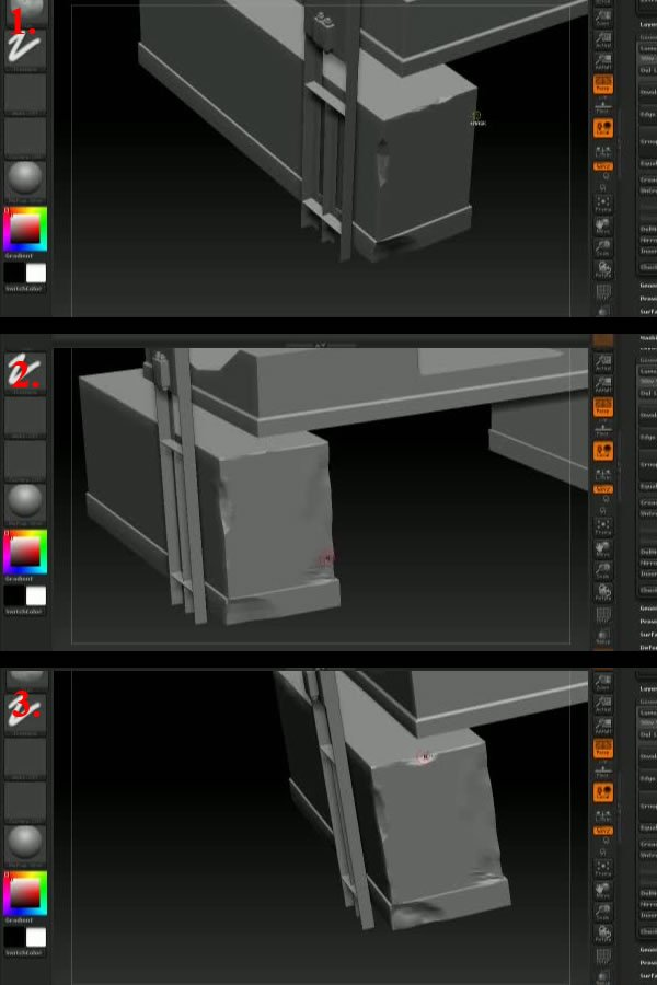 Tutorial Crafting A Next-Gen Boiler With Maya Zbrush xNormal And Photoshop