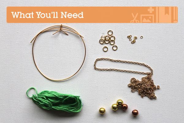 Tassel-Necklace-Materials