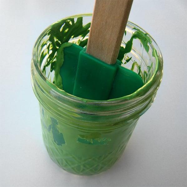 Mix your ink with veggie glycerine