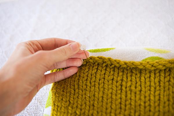 Block Knitting Pin