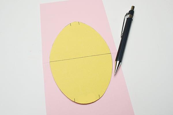Step 2 Easter Pop-up Card