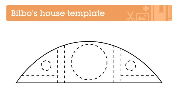 Template for Bilbo's House