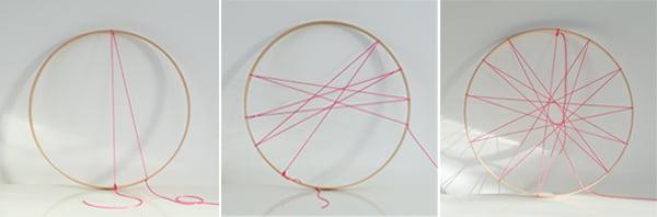 string hoop inspiration board step 2