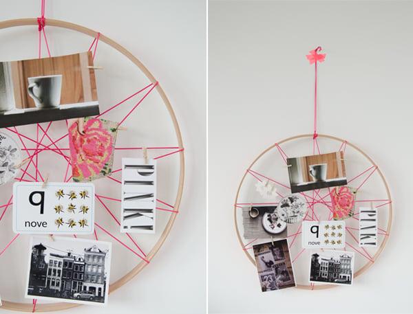 string hoop inspiration board step 5