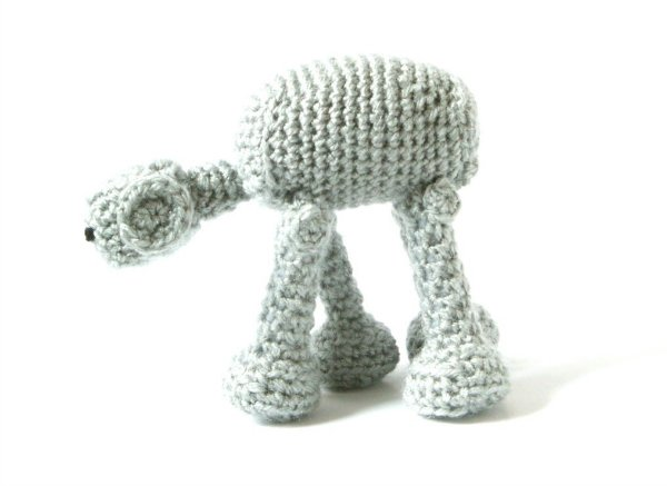 Geek craft via Crafttuts