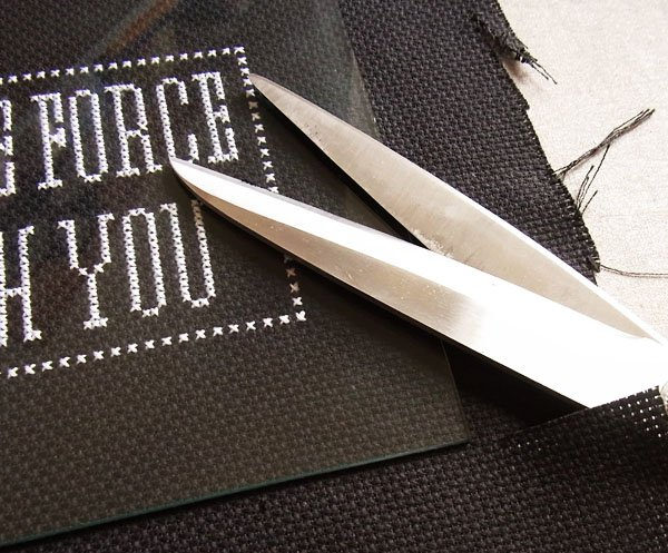 Frame Your Stitches