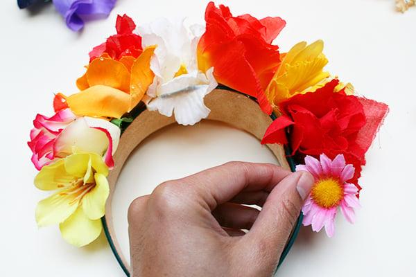 Floral Crown Step 4