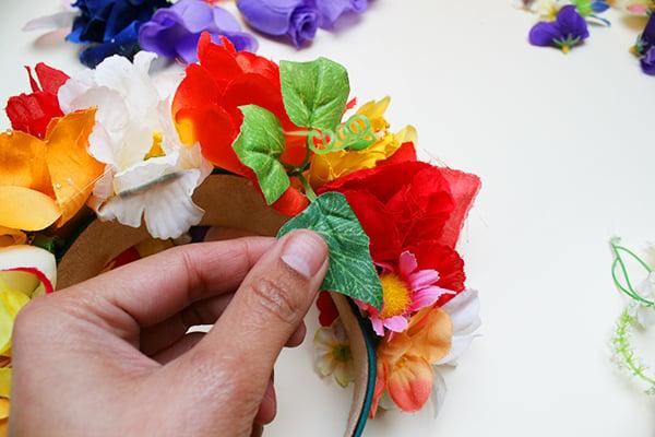 Floral Crown Step 6